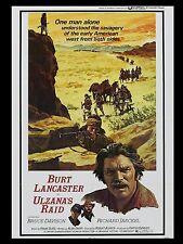 "Ulzanas Raid  16"" x 12"" Reproduction Movie Poster Photograph"