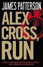 ALEX CROSS, RUN - James Patterson (Hardcover, 2013, Free Postage)