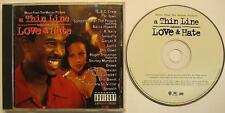 A thin line between Love & Hate-COLONNA SONORA-CD-R. Kelly Luniz gunjah K