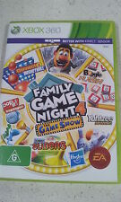 Hasbro Family Game Night 4 xbox 360