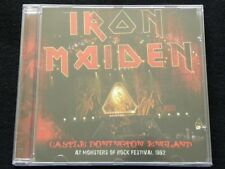 IRON MAIDEN CASTLE DONINGTON CD SEALED BRAZIL ONLY SOLD OUT MEGA RARE