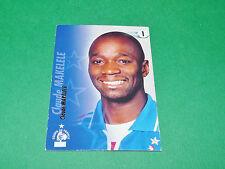 CLAUDE MAKELELE EQUIPE FRANCE BLEUS PANINI FOOTBALL CARD 2002