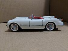 Franklin Mint 1953 Corvette Convertible 1:24 ScaleB11KC31 Polo White