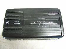 Vintage Ge Working Voice Cassette Recorder Model # 3-5301A