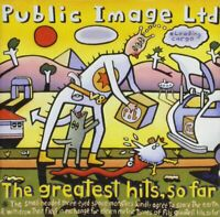 PUBLIC IMAGE LIMITED - THE GREATEST HITS SO FAR D/Remaster CD ~BEST OF PIL *NEW*