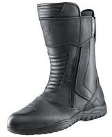 Touring Stiefel Shack Held Gr 42 Leder wasserdichte Membrane schwarz NEU