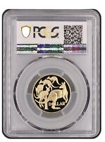 1991 Australian Decimal $1 Coin Mob Of Roos Slabbed PCGS Grade Proof PR69