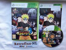 Naruto Shippuden Ultimate Ninja Storm 3 - Complete Game PAL - Xbox 360