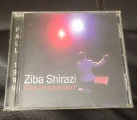 Ziba Shirazi Live In Concert - Ziba Shirazi (CD Used Very Good)