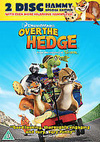 Over The Hedge (2 Disc - Special Edition) [DVD], DVDs