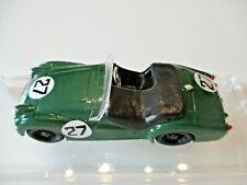 Retro Vitesse Models 1:43  242 TRIUMPH TR3a 1959 LE MANS #27   Rare piece