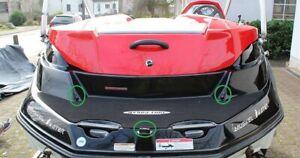 THREE Seadoo Speedster 150 Bumpers 204071739 Sportster 4-Tec