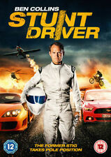 STUNT DRIVER BEN COLLINS SCOTT JOSEPH PETER MILES LIONSGATE UK 2015 REG2 DVD NEW