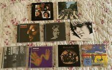 BEATLES HARRISON LENNON McCARTNEY STARR 9 CD's Abbey Road Let It Be BEST OF MORE