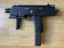 Rare Airsoft - MP9 A3 (BLACK) - ASG/KWA - GAS BLOWBACK - COMME NEUF/LIKE NEW