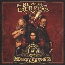 Monkey Business by The Black Eyed Peas (CD, Jun-2005, A&M (USA))