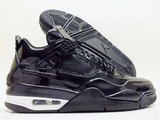 "NIKE JORDAN 11LAB4 IV ""SPACE JAM"" BLACK/WHITE PATENT SIZE MEN'S 11 [719864-010]"
