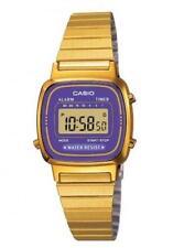 Casio La-670wga-6df Quarzwerk Damen-armbanduhr