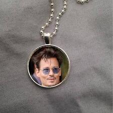 Johnny Depp Necklace Pendant