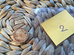 20 franken CHF gold vreneli goldmünze kurantmünze 1927 top zustand #2