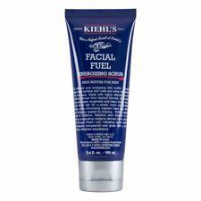 Kiehls Facial Fuel Energizing Scrub Skin Buffer 100ml, Exfoliates Smoothes Skin