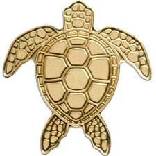 CIT 2017 Sea Turtle 999 0.5g Gold Coin