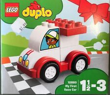 Lego Duplo My First Race Card Building Set Kid Child Creative Learning Play Fun