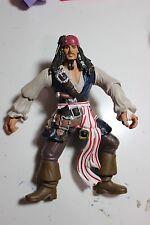 """Captain Jack Sparrow sword Zizzle 6.5"""" Loose Action Figure Pirates of Caribbean"""