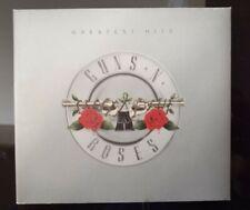 Guns N' Roses - Greatest Hits Digipack Cd (Metallica, Nirvana)
