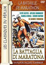 DVD Les Classiques du Péplum : La bataille de Marathon