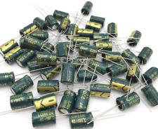 lotx5 Condensateur  35V  47UF 100UF 220UF 330UF..... 2200UF 4700UF en aluminium