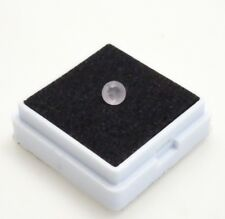 Hackmanite 0.33ct - 4.6mm Round - Tenebrescent Afghanistan - Loose Gemstone