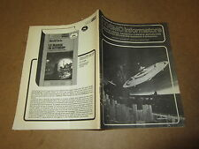 COSMO INFORMATORE FANZINE E CRITICA SUL MONDO DELLA FANTASCIENZA GENNAIO 1986