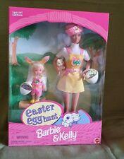 Easter Egg Hunt BARBIE & Kelly Gift Set Special Edition 1997 Mattel #19014, NRFB