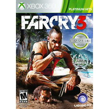 Far Cry 3 - Platinum Hits Xbox 360 [Brand New]