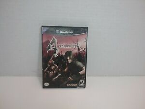 Resident Evil 4 (Nintendo GameCube, 2005) Complete with Manual. WOW! COOL!