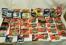 Lot of 34 Johnny Lightning MUSTANG BOSS CUDA VW BUS HOTWHEELS COCA COLA