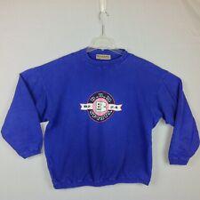 Vintage Bum Equipment Sweatshirt Mens Large Purple