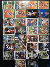 Lot of 30 Denver Broncos Cards