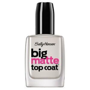SALLY HANSEN Big Matte Top Coat - Matte Top Coat
