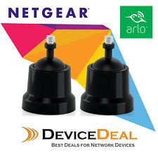 Netgear Arlo Pro Outdoor Camera Mount - Black VMA4000B (Pack of 2)