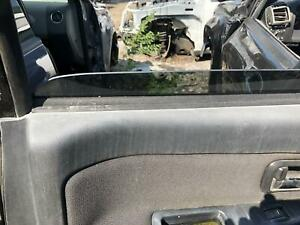 04 05 06 07 08 09 10 11 2012 Chevy Colorado Left Driver Side Rear Window Glass