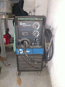 Millermatic 250 Welding Machine MIG Welder