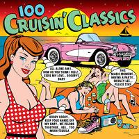 100 Cruisin' Classics - Various Artists (4CD 2017) NEW/SEALED