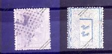 Sellos sueltos de España posteriores a 1872 (peseta) usado
