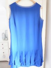 Gorgeous Size 18 Blue dress from Coast