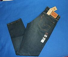 Levi's 511 Slim Jeans size 32x30 Faded on Knees