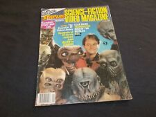 Starlog Science-Fiction Video Magazine #1 1977 Star Wars Terminator