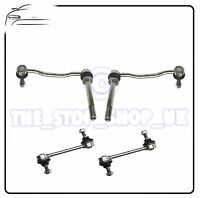 Citroen C5 C6 Peugeot 407 Front & Rear Anti Roll Bar Drop Link Rods Bars