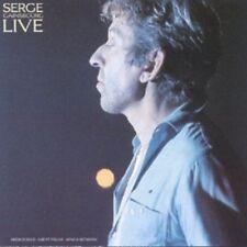 Live - Serge Gainsbourg (2007, CD NEUF)